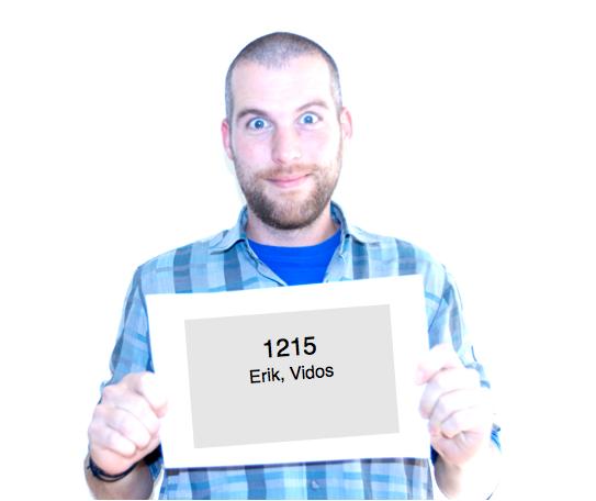 VIDOS ERIK, animációs rendező, grafikus