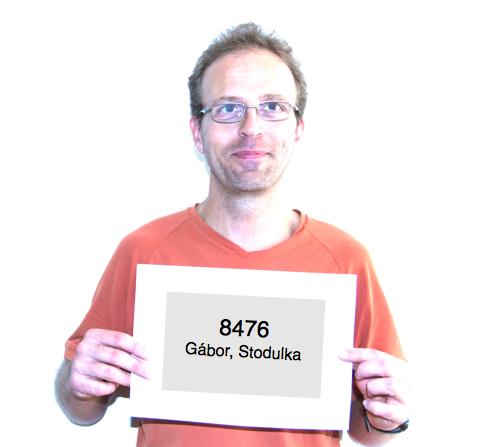 STODULKA GÁBOR, felelős szerkesztő