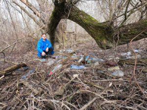 A teljes Tisza hulladék térképezése - Zászlóvivőink dzsungel harca