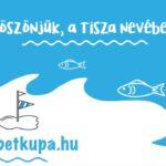 2018 augusztus - Elrajtol a VI. Tiszai PET Kupa! 450 fő fordul meg a rendezvényen.
